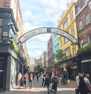Carnaby Street Teen Shopping Kidrated 10 London