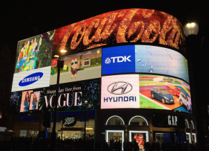 Piccadilly Circus Emily's weekend itinerary Kidrated