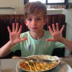 Barney K-Rates Bill's Restaurant in Sevenoaks a 10.