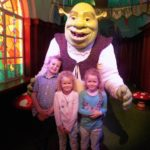 three kids rate Shrek's adventure kidrated