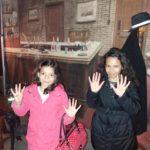 Lauren and Abi give the Backyard Cinema 9.5