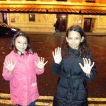 Abi and Lauren loved Amaluna at the Albert Hall 10/10