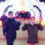 The Magic Lantern Festival @ Chiswick House gets max points from Ruben and Hazel