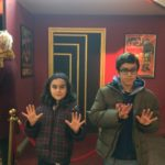 Lara and Dylan give the Backyard Cinema a 10