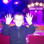 boy reviews zippos circus brent cross london in the big top