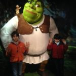 Shrek's Adventure was rated 9/10 by Danny and Leo