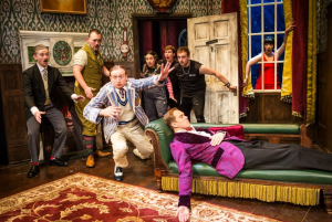 the play that goes wrong Kidrated Top 5 West End Shows Review Guide