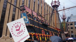 Golden Hinde ship london
