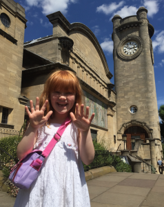 Issy Horniman Kidrated Top 5 Things in London For Revolting Kids