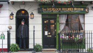 Sherlock Holmes Museum as featured in 50 things for teenagers to do in London