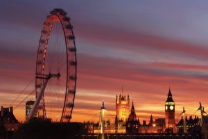 Sunset in Waterloo Top 10 Things To Do On The River Thames Kidrated