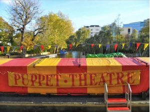Puppet Barge Theatre Kidrated 100 quirky things to do in london