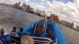 ThamesJet Thames jet London boat tours