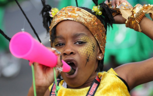 Notting Hill Carnival as featured in 50 things for teenagers to do in London