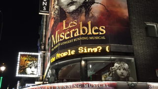 les misérables west end theatre