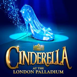 Cinderella london palladium kidrated glass slipper top 5 pantomime