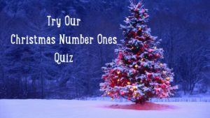 Christmas number Ones Quiz