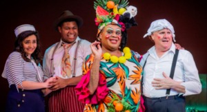 Dick Whittington at the Hackney Empire - one of kidRated's Top 5 London pantomimes