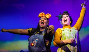 Cinderella at the Lyric Theatre Hammersmith one of kidRated's Top 5 London pantomimes
