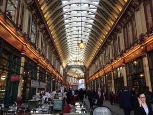Leadenhall Market Kidrated London's Harry Potter Guide