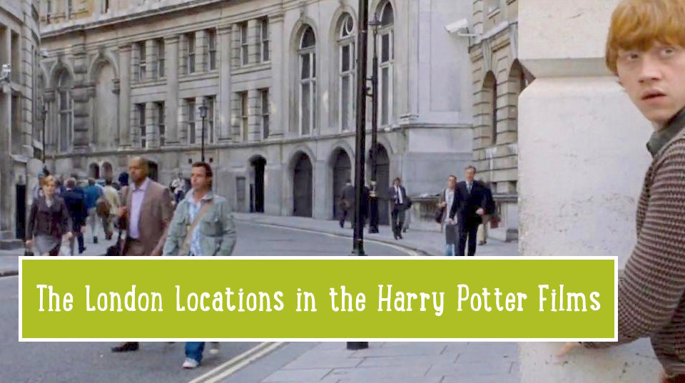 Harry Potter's London