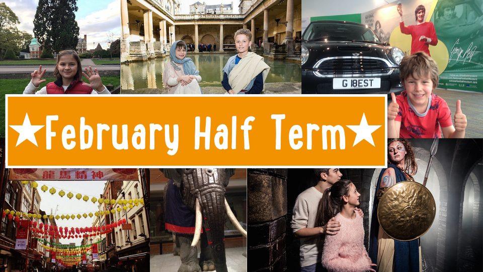 February Half Term