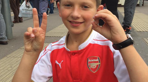 KidRated Football Blog Stanley Arsenal