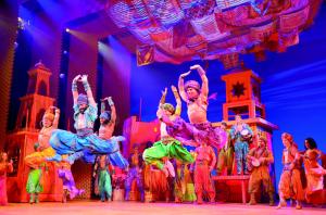 Aladdin Kidrated London Top 5 Pantomimes