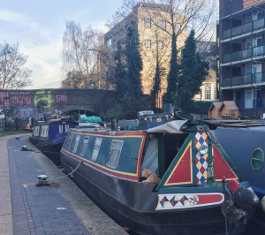 Regent's Canal Kidrated Guide East London