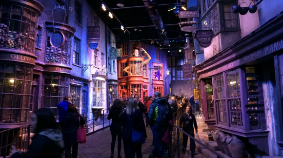 getting the most out of Warner bros studio tour harry potter