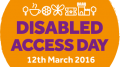 Disabled Access Day 2016