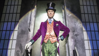 willy wonka in charlie and the chocolate factory the musical