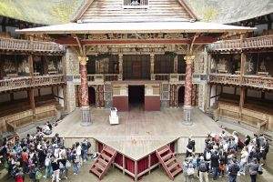 shakespeare's globe theatre London Kidrated