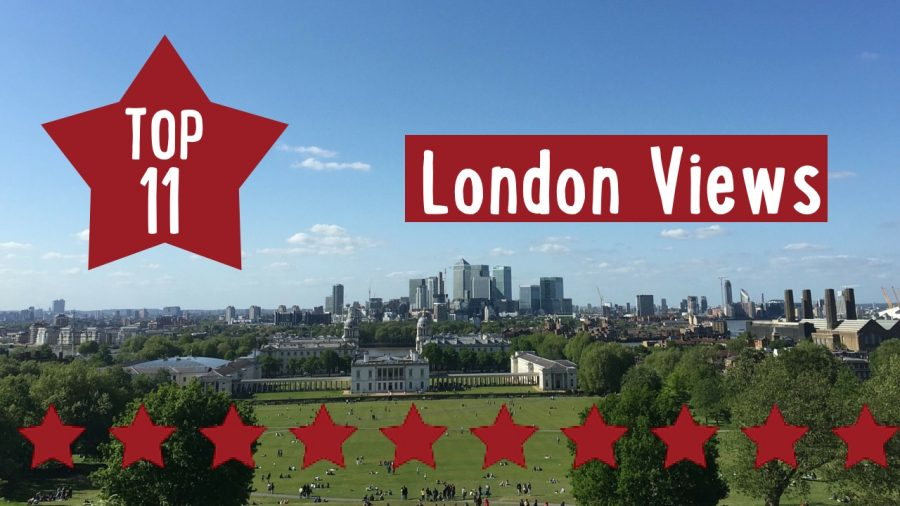 Top 11 London View points