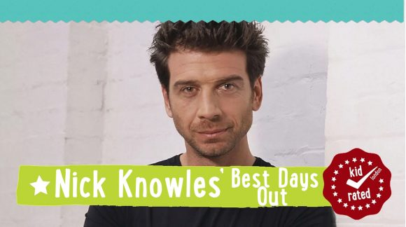 Best Days out Nick Knowles