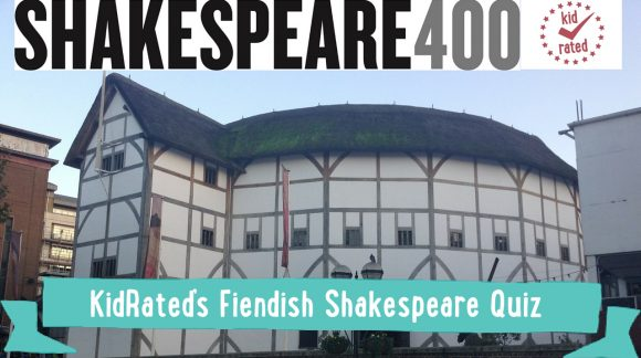 shakespeare 400 shakespeare quiz