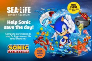 Sea Life London Aquarium for half term in Kidrated's London line up