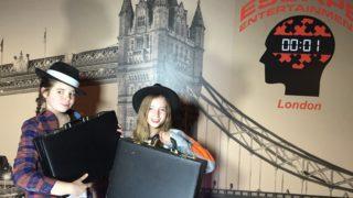 girls reviews escape entertainment london