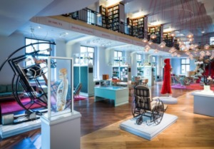The Wellcome Collection Kidrated 100 quirky things to do in london