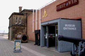 Fire Power Artillery Museum Kidrated 100 quirky things to do in london