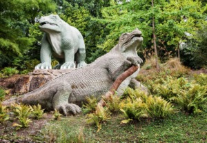 Crystal Palace Dinosaurs Kidrated 100 quirky things to do in london