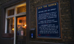 Jack the Ripper tour Kidrated 100 quirky things to do in london