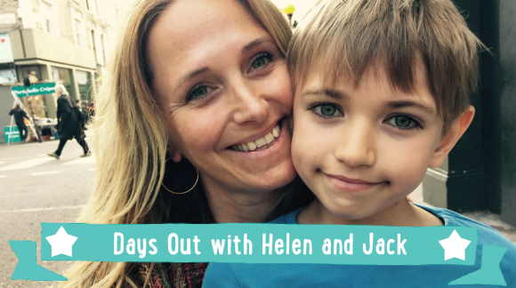 days out with helen and jack