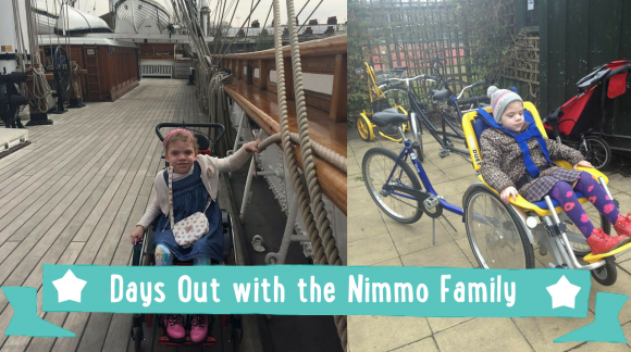 days out with the nimmo family