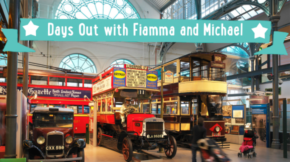 days out with fiamma and michael