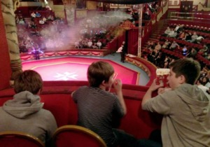 Blackpool Tower Circus Kidrated Six Toddler Friendly Things
