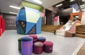 Tate Modern Under 5 zone Kidrated toddler baby friendly London