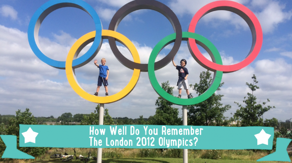 how well do you remember the london 2012 olympics