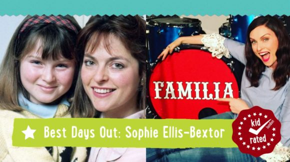 singer sophie ellis bextor best days out