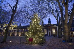 Geffrye Museum with Christmas tree London KidRated 15 things to do at Christmas in London
